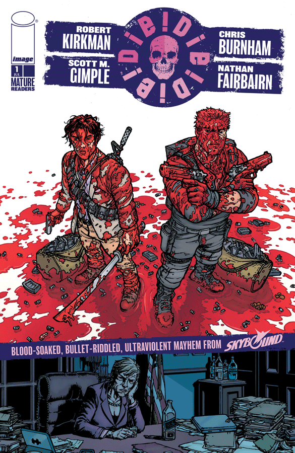 Die! Die! Die! #1 (Review)